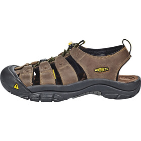 Keen Men Newport - Sandales - marron bison